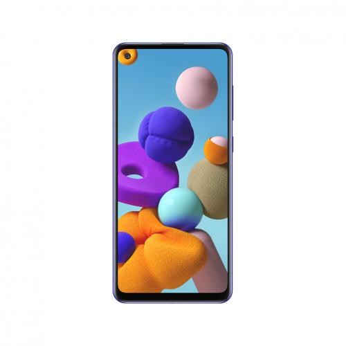 Samsung Galaxy A21s Mobile Handset Screen