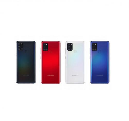 Samsung Galaxy A21s Smartphone Colours