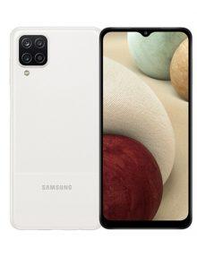 Samsung Galaxy A12 Smartphone Handset in White