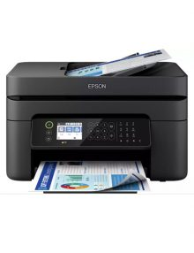 Epson WorkForce 2850DWF Wireless Inkjet Printer Front View