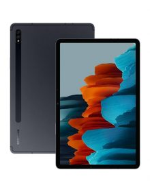 Samsung Galaxy Tab S7+ Front and Back View