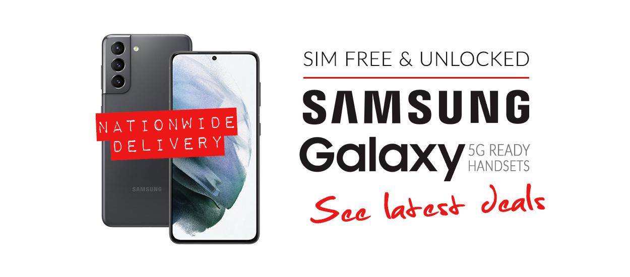 Samsung Galaxy Mobile Phone Deals Ireland