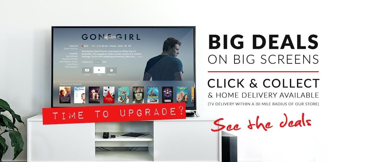 TV deals & offers